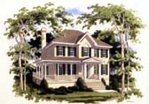 Plan Number 80203 - 2560 Square Feet