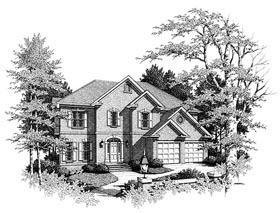 Plan Number 80213 - 2643 Square Feet
