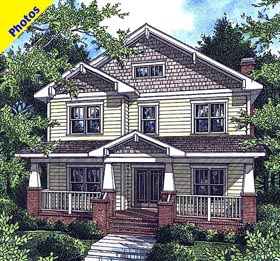 House Plan 80221