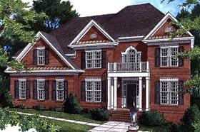 House Plan 80233