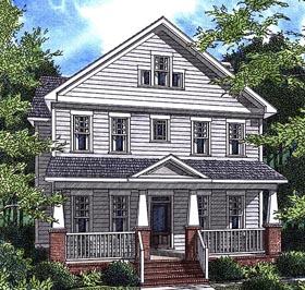 House Plan 80235