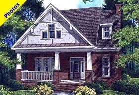 House Plan 80238