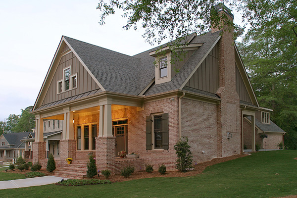 Cottage House Plan 80238 with 4 Beds, 4 Baths, 2 Car Garage Picture 4
