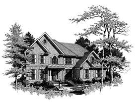 House Plan 80240