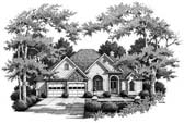 Plan Number 80242 - 4436 Square Feet