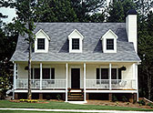 House Plan 80254