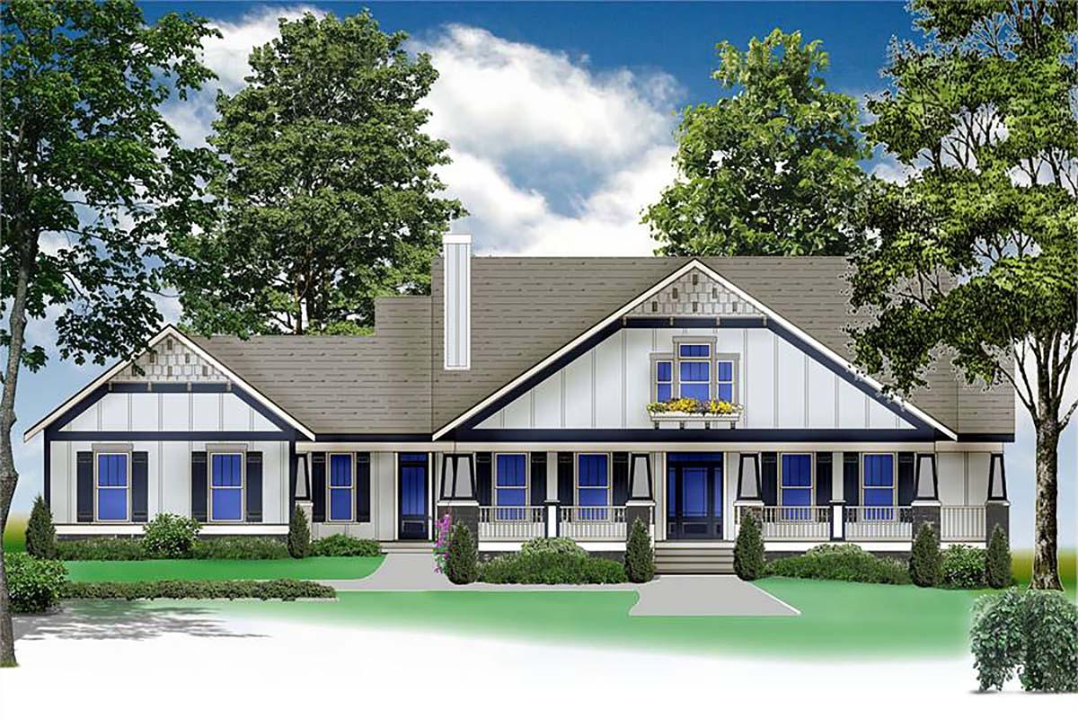 House Plan 80263
