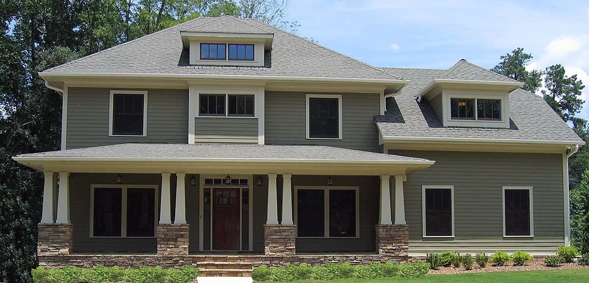 House Plan 80267