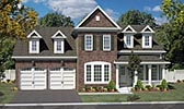 House Plan 80301