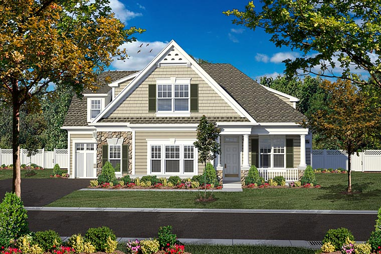 House Plan 80303