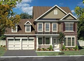 Plan Number 80304 - 2679 Square Feet