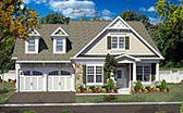 Plan Number 80306 - 2505 Square Feet