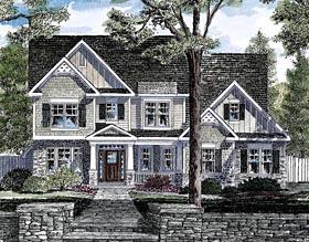 House Plan 80311