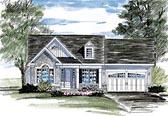 House Plan 80312