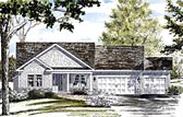 Plan Number 80313 - 1704 Square Feet