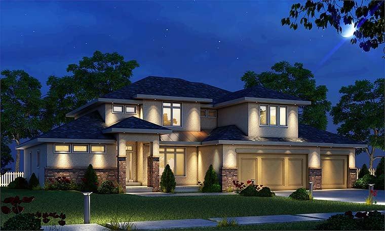House Plan 80411