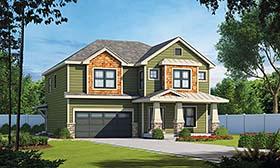 House Plan 80417