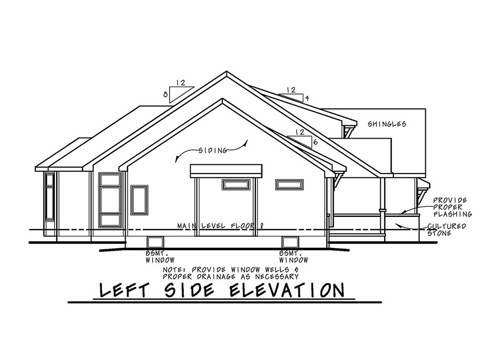 Country, Farmhouse, Ranch House Plan 80423 with 3 Beds, 3 Baths, 2 Car Garage Picture 2