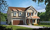 Plan Number 80434 - 2500 Square Feet