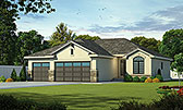 Plan Number 80435 - 1676 Square Feet