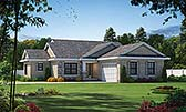 Plan Number 80451 - 1747 Square Feet