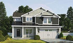 House Plan 80463