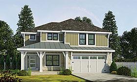 House Plan 80464
