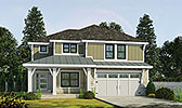 Plan Number 80464 - 2314 Square Feet
