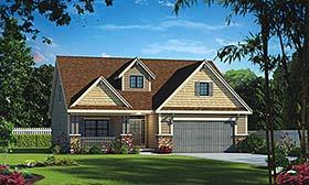 House Plan 80474