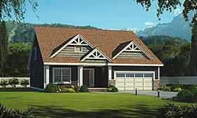 House Plan 80476