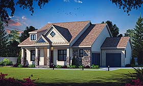 House Plan 80481