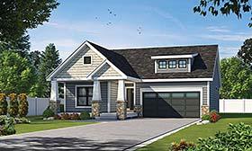 House Plan 80482