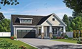 Plan Number 80483 - 1511 Square Feet