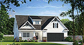 Plan Number 80484 - 2232 Square Feet