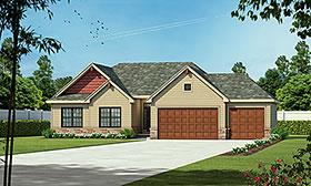 House Plan 80486