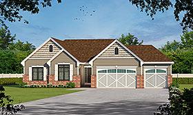 House Plan 80487