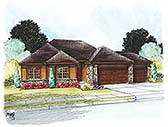 Plan Number 80488 - 1750 Square Feet