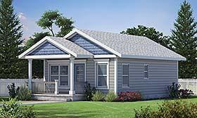 House Plan 80495