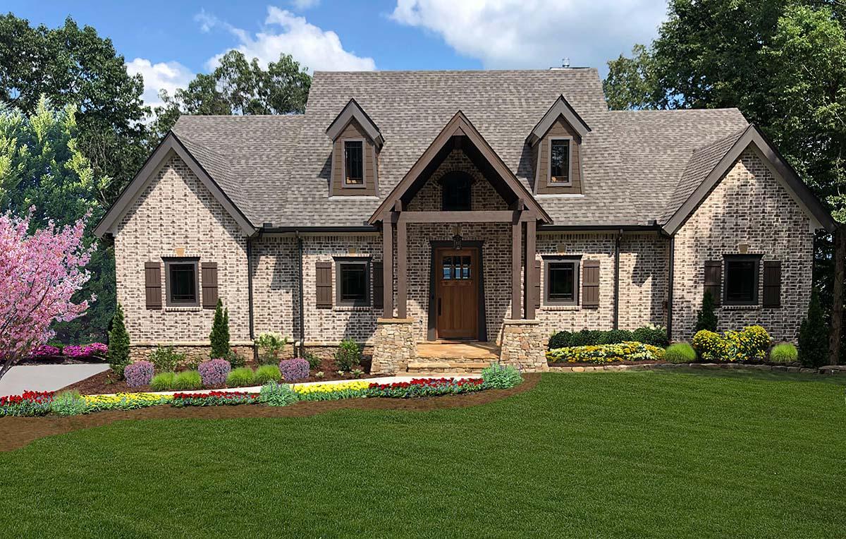 House Plan 80700