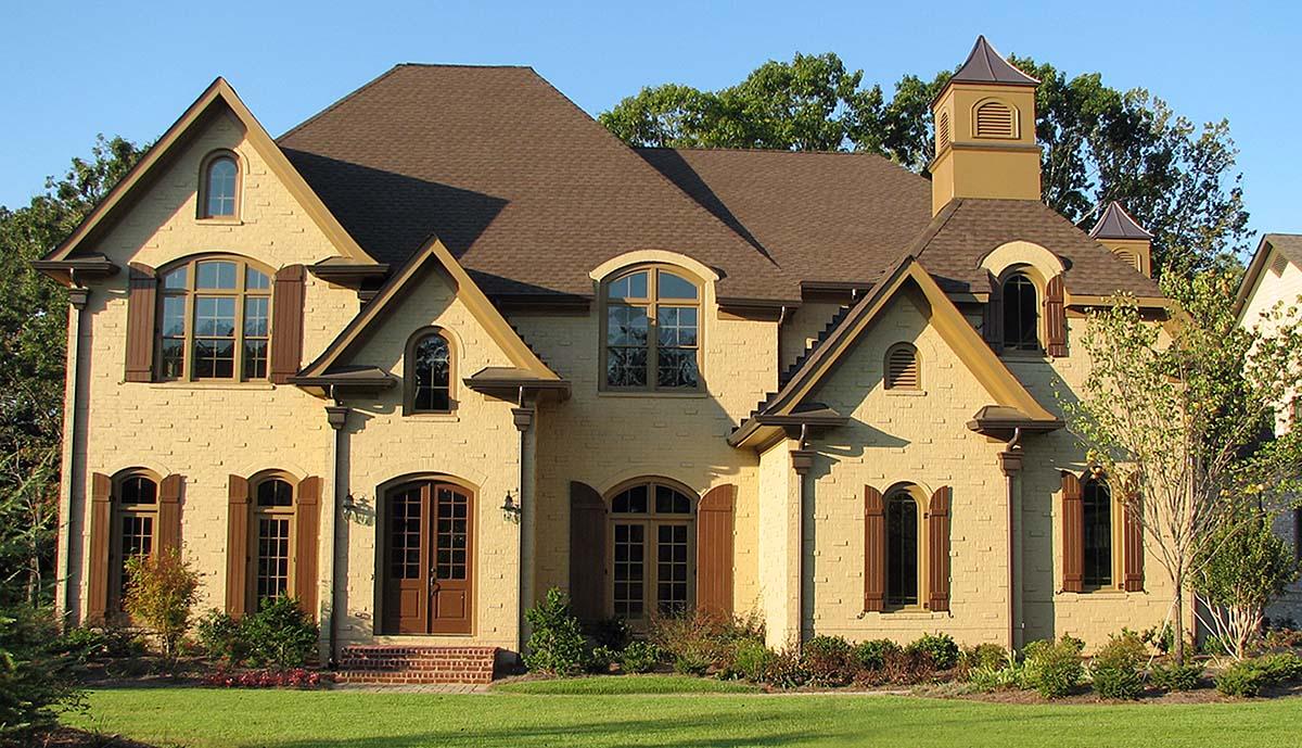 House Plan 80728