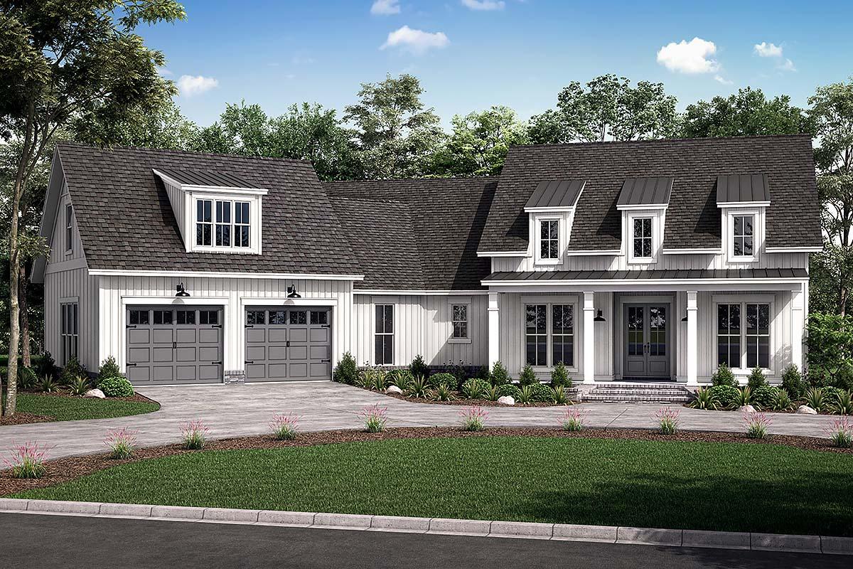 House Plan 80803