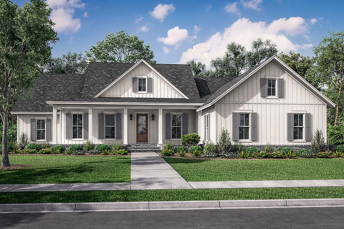 House Plan 80804