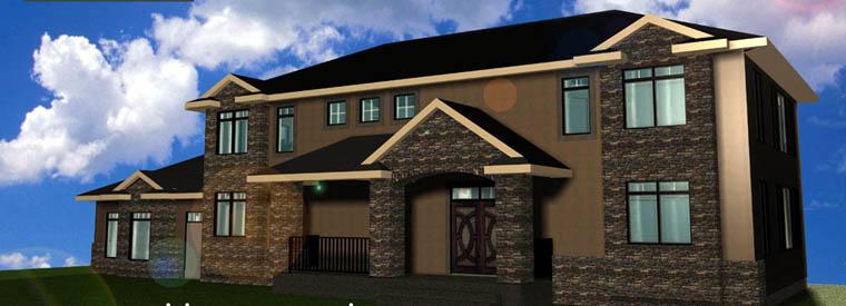 House Plan 81117