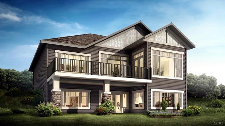 House Plan 81124 At