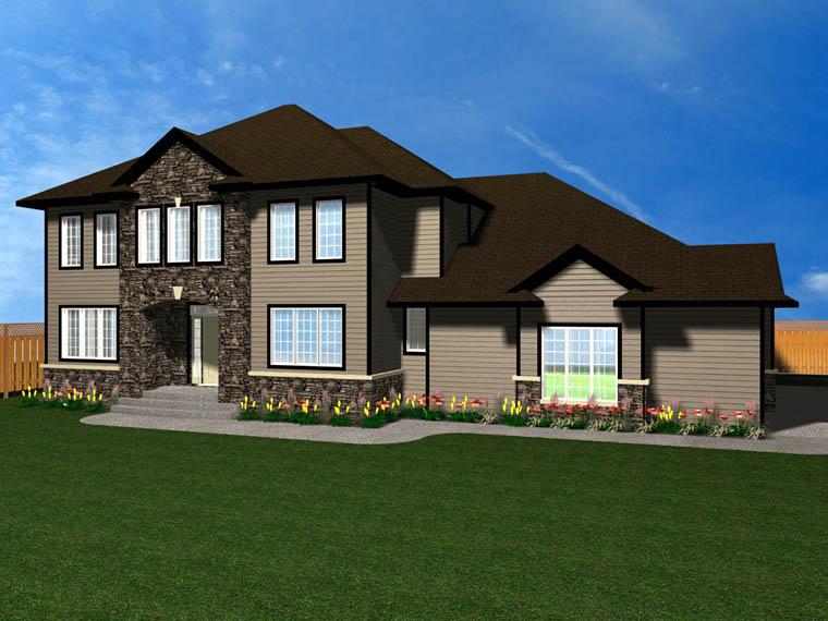 House Plan 81125