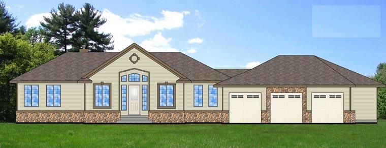 House Plan 81129