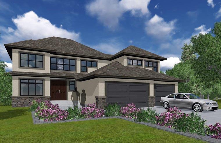 House Plan 81159