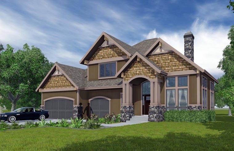 House Plan 81160