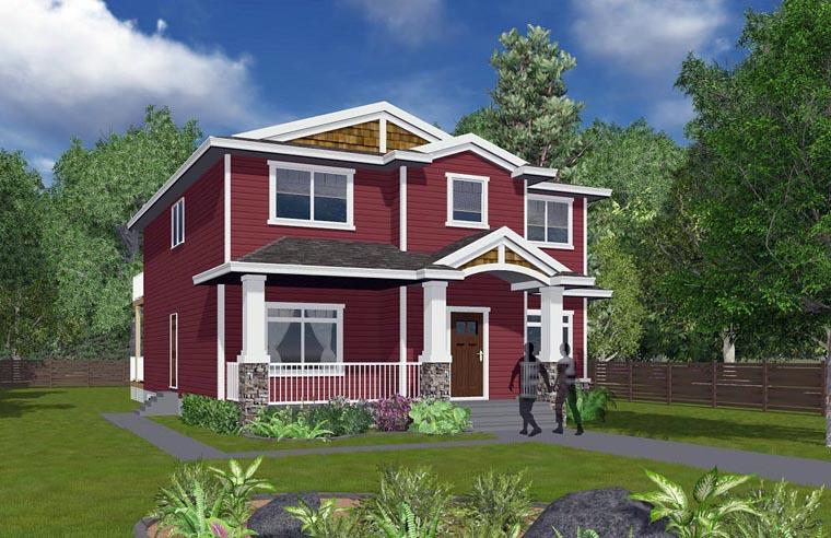 House Plan 81161