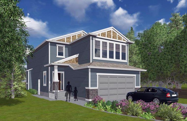 House Plan 81164